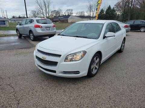 2009 Chevrolet Malibu for sale at Patriot Autos in Muskegon MI