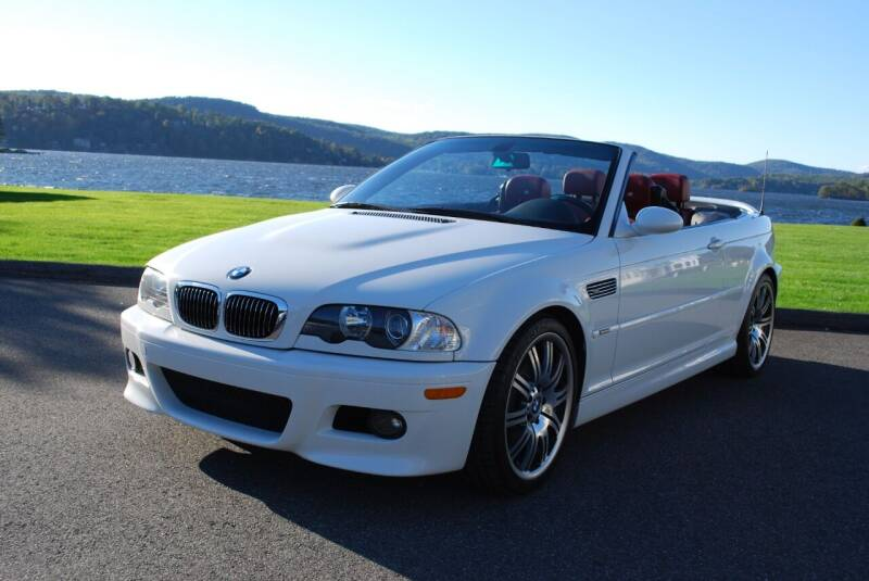 2005 BMW M3 for sale at New Milford Motors in New Milford CT