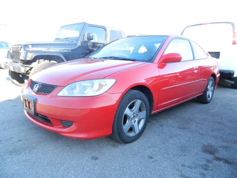 2004 Honda Civic for sale at Auto House Of Fort Wayne in Fort Wayne IN