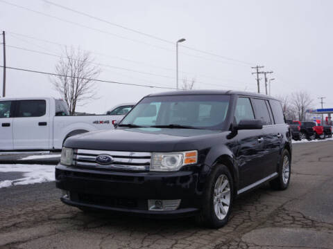 2009 Ford Flex for sale at FOWLERVILLE FORD in Fowlerville MI