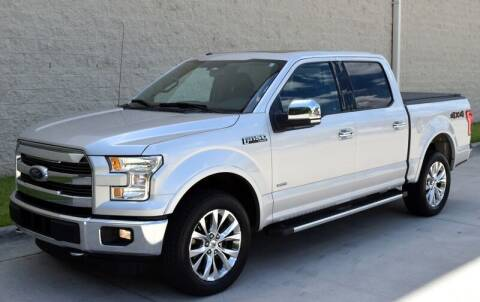 2015 Ford F-150 for sale at Raleigh Auto Inc. in Raleigh NC