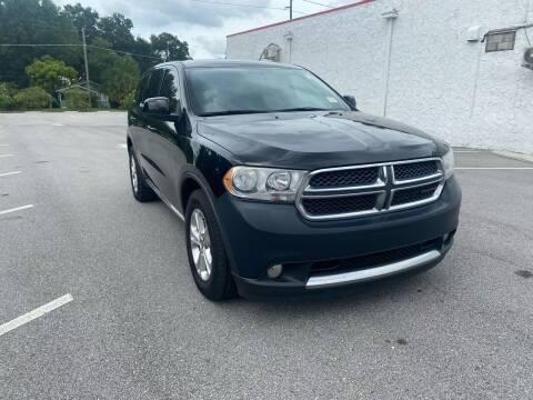 2013 Dodge Durango for sale at Consumer Auto Credit in Tampa FL