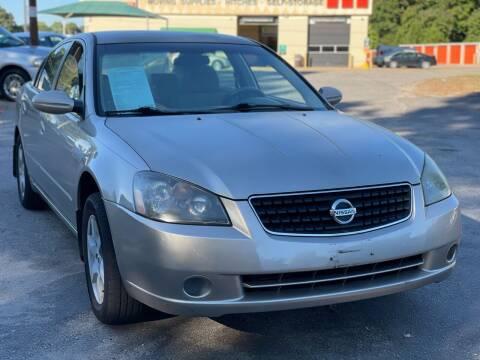 2006 Nissan Altima for sale at Atlantic Auto Sales in Garner NC