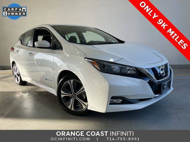 2019 Nissan LEAF for sale in Westminster, CA