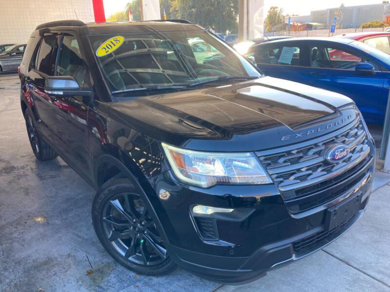 2018 Ford Explorer for sale at Sac River Auto in Davis CA