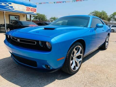 2015 Dodge Challenger for sale at California Auto Sales in Amarillo TX