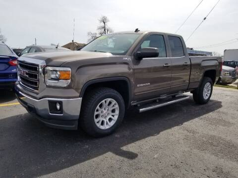 2014 GMC Sierra 1500 for sale at DALE'S AUTO INC in Mt Clemens MI