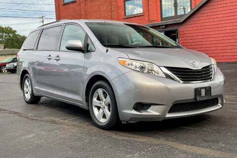 2012 Toyota Sienna for sale at Knighton's Auto Services INC in Albany NY