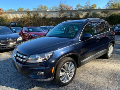 2013 Volkswagen Tiguan for sale at Car Online in Roswell GA