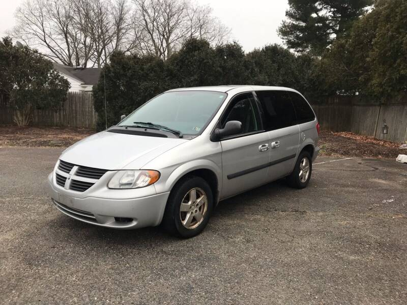 2005 Dodge Caravan for sale at Elwan Motors in West Long Branch NJ