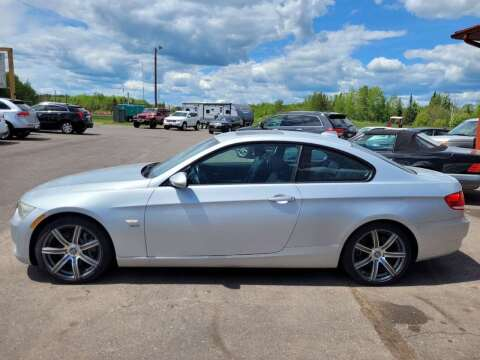2009 BMW 3 Series for sale at LUXURY IMPORTS in Hermantown MN
