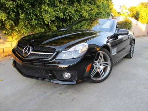 2011 Mercedes-Benz SL-Class for sale at WESTERN MOTORS in Santa Ana CA
