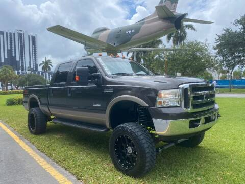 2005 Ford F-250 Super Duty for sale at BIG BOY DIESELS in Ft Lauderdale FL