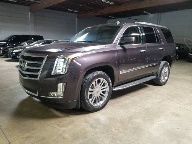 2015 Cadillac Escalade for sale at 916 Auto Mart ONLY $399 DOWN!!!* in Sacramento CA