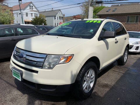 2007 Ford Edge for sale at Barnes Auto Group in Chicago IL