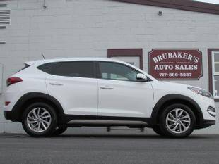2017 Hyundai Tucson for sale at Brubakers Auto Sales in Myerstown PA