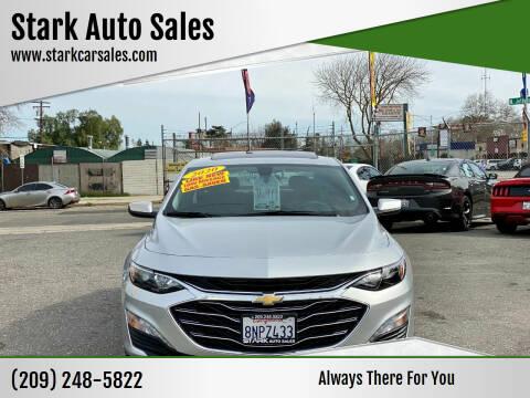 2020 Chevrolet Malibu for sale at Stark Auto Sales in Modesto CA