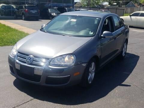 2008 Volkswagen Jetta for sale at JC Auto Sales in Belleville IL
