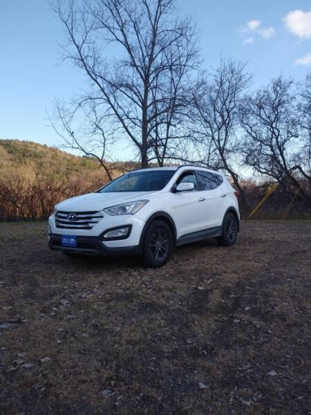 2013 Hyundai Santa Fe Sport for sale at Valley Motor Sales in Bethel VT