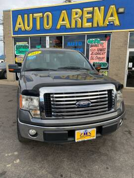 2012 Ford F-150 for sale at Auto Arena in Fairfield OH