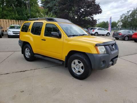 2008 Nissan Xterra for sale at TL Motors LLC in Hartford WI