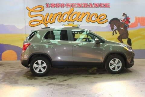 2020 Chevrolet Trax for sale at Sundance Chevrolet in Grand Ledge MI