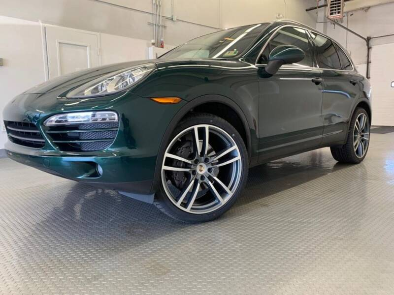 2012 Porsche Cayenne for sale at TOWNE AUTO BROKERS in Virginia Beach VA