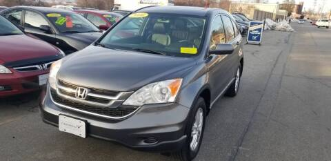 2010 Honda CR-V for sale at Howe's Auto Sales in Lowell MA