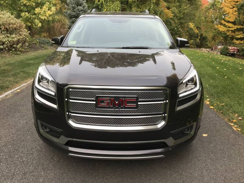 2013 GMC Acadia for sale at Village European in Concord MA
