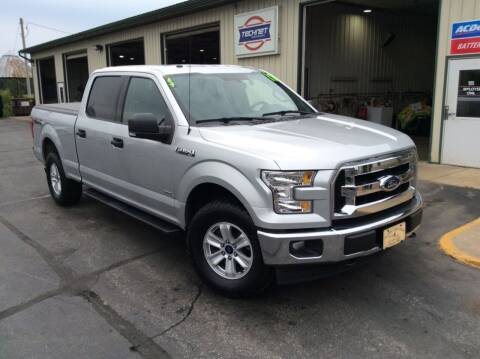 2017 Ford F-150 for sale at TRI-STATE AUTO OUTLET CORP in Hokah MN