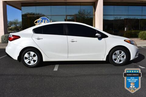 2016 Kia Forte for sale at GOLDIES MOTORS in Phoenix AZ