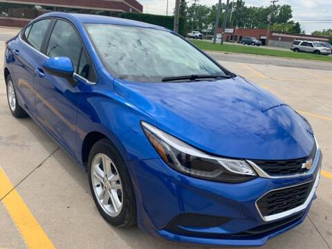 2017 Chevrolet Cruze for sale at City Auto Sales in Roseville MI