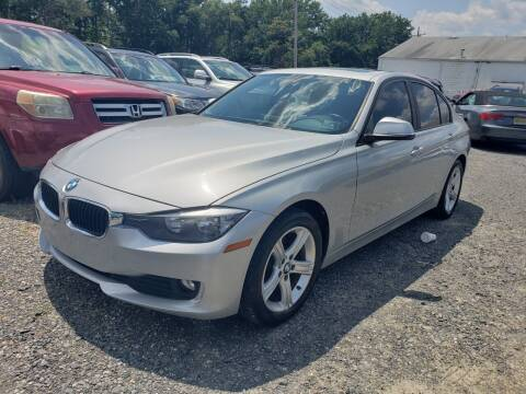 2013 BMW 3 Series for sale at CRS 1 LLC in Lakewood NJ