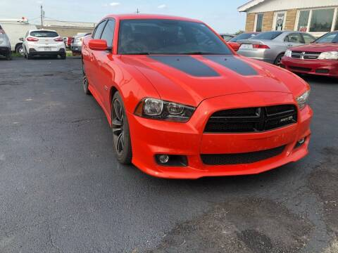 2013 Dodge Charger for sale at Wyss Auto in Oak Creek WI