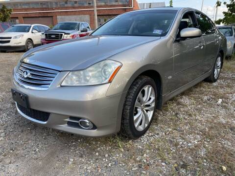 2008 Infiniti M35 for sale at Philadelphia Public Auto Auction in Philadelphia PA