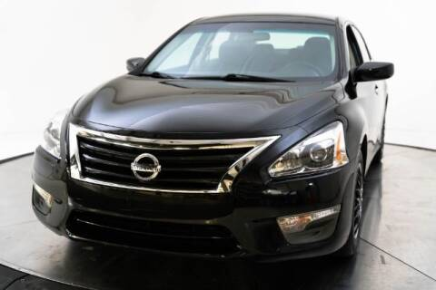 2014 Nissan Altima for sale at AUTOMAXX MAIN in Orem UT
