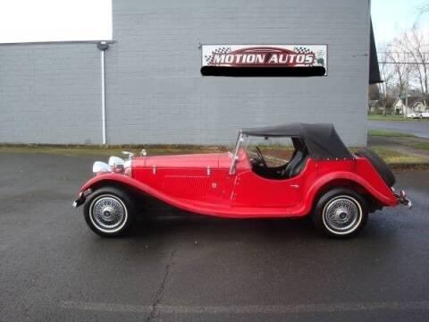 1937 Jaguar S-Type for sale at Motion Autos in Longview WA