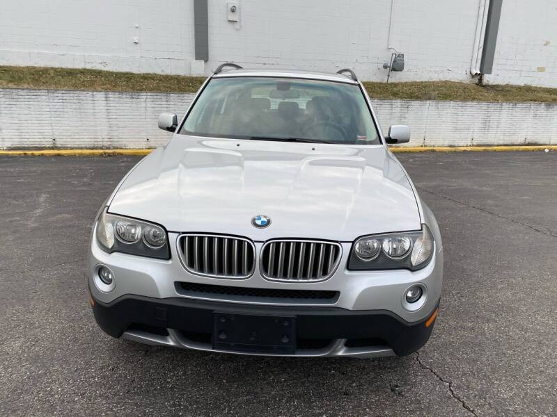 2008 BMW X3 for sale at D & J's Automotive Sales LLC in Olathe KS