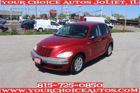 2002 Chrysler PT Cruiser for sale at Your Choice Autos - Joliet in Joliet IL