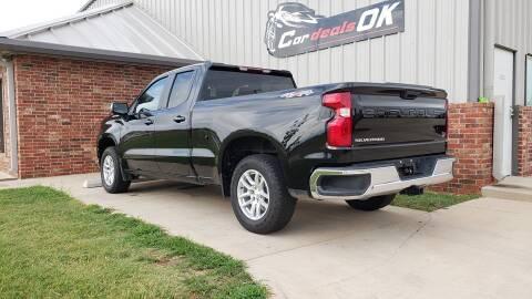 2020 Chevrolet Silverado 1500 for sale at Car Deals OK in Oklahoma City OK