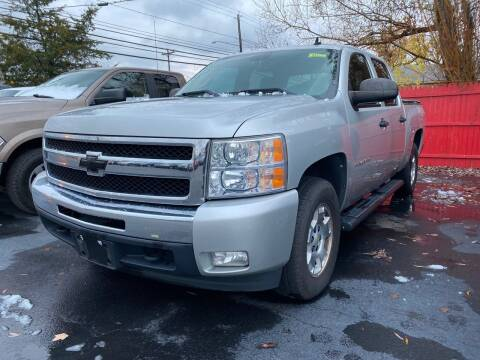 2011 Chevrolet Silverado 1500 for sale at Action Automotive Service LLC in Hudson NY