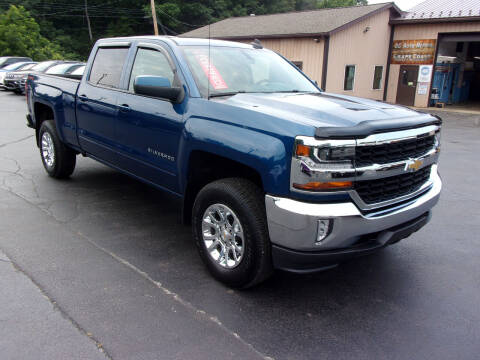 2018 Chevrolet Silverado 1500 for sale at Dave Thornton North East Motors in North East PA