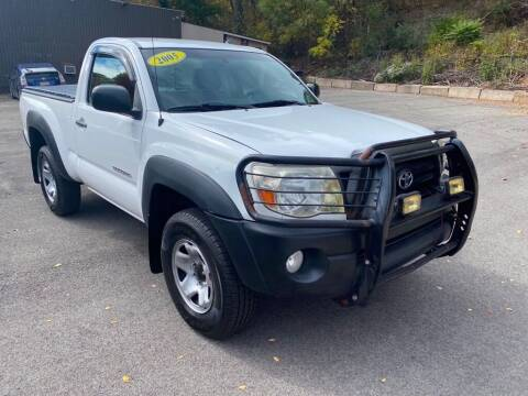 2005 Toyota Tacoma for sale at Worldwide Auto Group LLC in Monroeville PA
