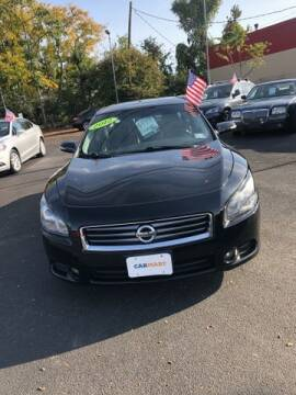 2012 Nissan Maxima for sale at CARMART Of New Castle in New Castle DE