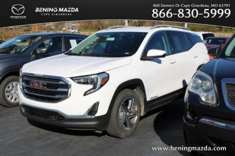 2019 GMC Terrain for sale at Bening Mazda in Cape Girardeau MO