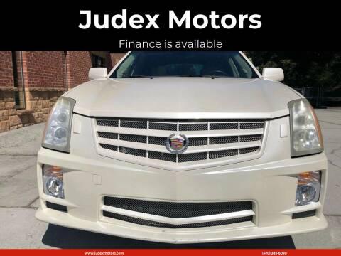 2008 Cadillac SRX for sale at Judex Motors in Loganville GA