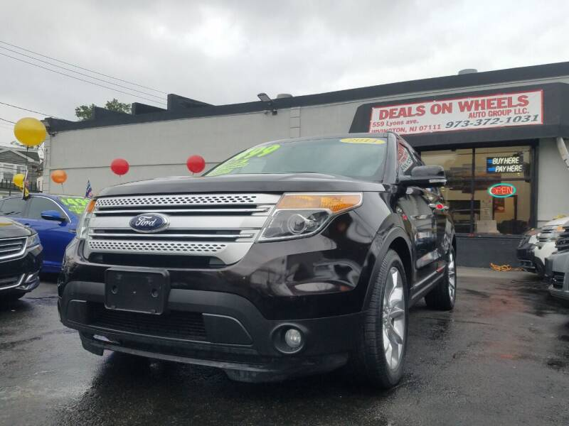 2014 Ford Explorer for sale at Deals On Wheels Auto Group in Irvington NJ
