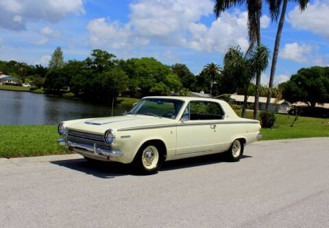 1964 Dodge Dart for sale at P J'S AUTO WORLD-CLASSICS in Clearwater FL