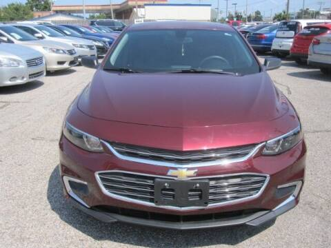 2016 Chevrolet Malibu for sale at T & D Motor Company in Bethany OK