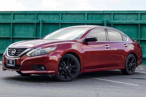 2017 Nissan Altima for sale at Southern Auto Finance in Bellflower CA